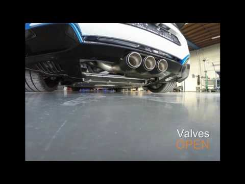 Heinz Performance Exhaust with valve control BMW i8 IMPROVED VIDEO