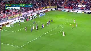 Cruz Azul vs Necaxa Goles Resumen 2018 Liga MX Apertura 2018 9/15/18
