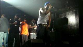 "Young Jeezy ""My President is Black"" Live"