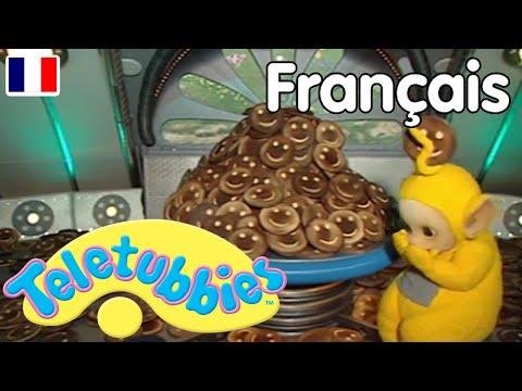 Les Teletubbies: Nourrir les Poulets - Saison 1, Épisode 18