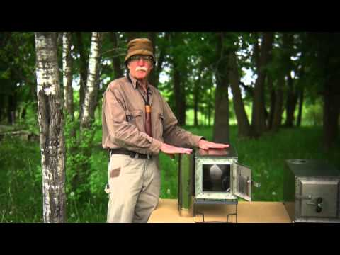 UL Titanium Wood Burning | Camp | Tent | Stove | Overview | Four Dog Stove Company