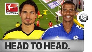 Hummels vs. Matip - Top Defenders Go Head-to-Head