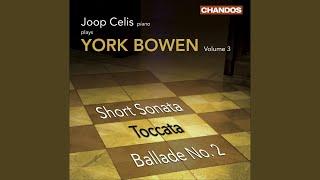 Short Sonata, Op. 35, No. 1: III. Finale: Presto scherzando