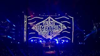 Coldplay - Something Just Like This live @ Stadio San Siro Milano - 4 Luglio 2017 [4K]