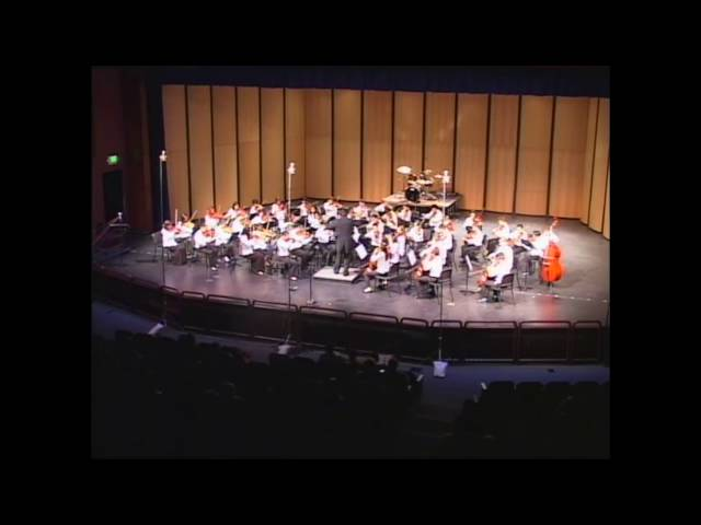 05   Holmes Intermediate Orchestra   Can Can Offenbach