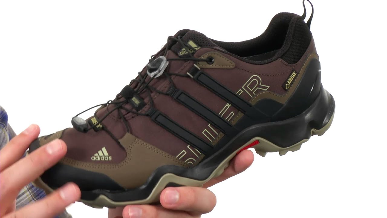 dde58ec561c55 adidas Outdoor Terrex Swift R GTX SKU 8638740 - YouTube