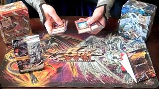 YU-GI-OH! Cards from Troll and Toad