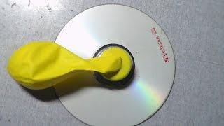 Jak vyrobit vznášedlo z CD/DVD(20.díl)
