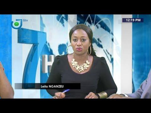 7HEBDO - (MANIFESTATION du SDF - CAMTEL/ORANGE - CRISE ANGLOPHONE) - 22 Octobre 2017 - Leila NGANZEU