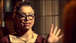 (Orphan Black) & what's is this..