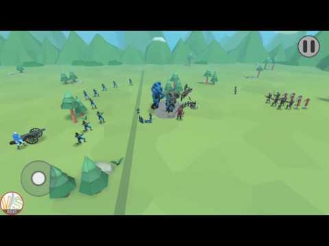 Epic Battle Simulator 2 Level 24 Walkthrough Gameplay