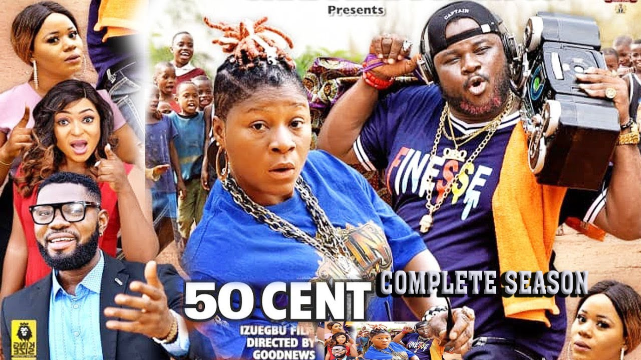 Download 50 CENT COMPLETE SEASON 1-10  {NEW HIT MOVIE} - DESTINY ETIKO 2021 LATEST NIGERIAN NOLLYWOOD MOVIE 