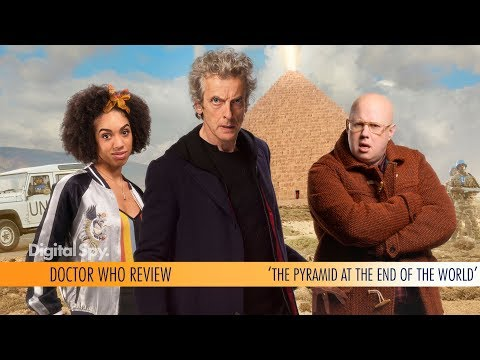 Doctor Who Episode 7 'Pyramid at the End of the World' Review