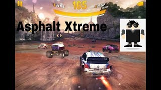 Asphalt Xtreme : Rally Racing ( Gameloft ) - HD Gameplay - Android