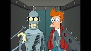 Futurama 1 сезон 1 серия  Лучшие моменты