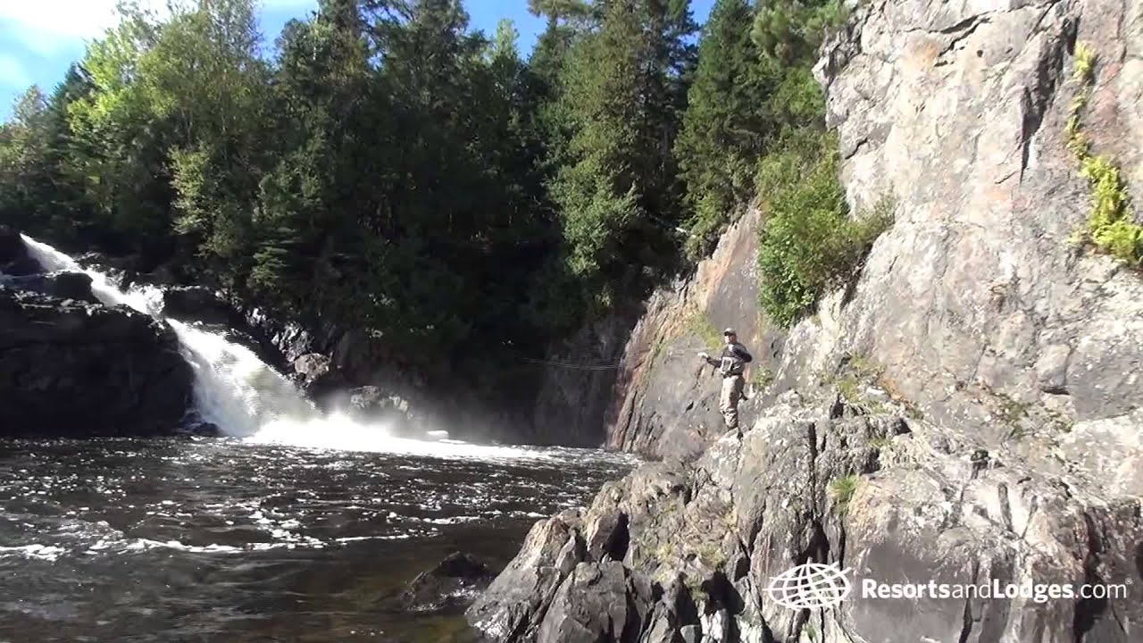 Northern Outdoors, The Forks, Maine - Resort Review - YouTube