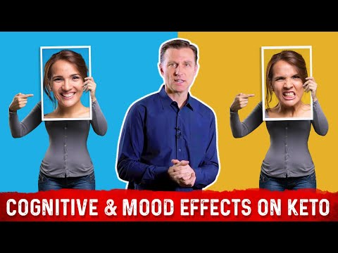 Enhance Cognitive Function & Mood on Healthy Ketosis