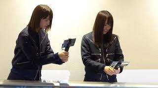 4月19日に東京スカイツリータウン内・東京ソラマチにて行われたNTTドコ...