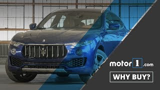 Why Buy? | 2017 Maserati Levante Review