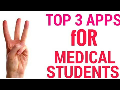 Top 3 Best Apps For Medical Students - YT