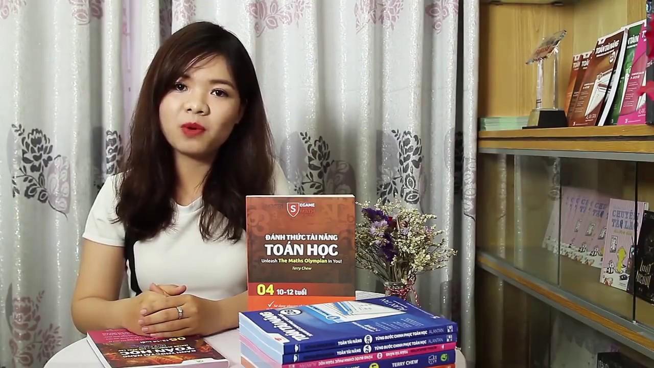 Học giỏi toán | Sách đánh thức tài năng toán học
