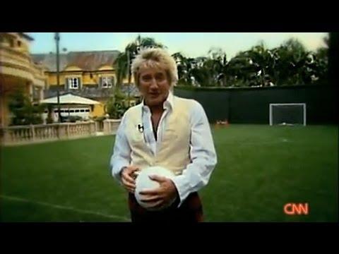 """Rod Stewart - At """"Piers Morgan Tonight"""" 2011 (Full Interview) """"HD"""""""