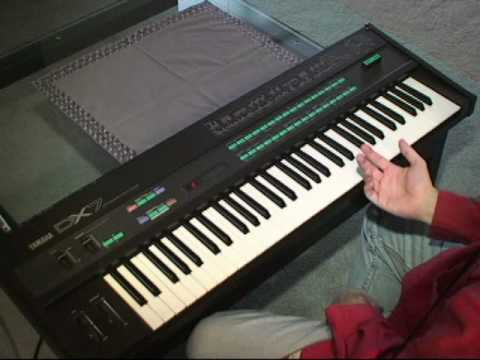 Yamaha DX7 Frequency Modulation