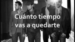 Download Backstreet Boys // All in my head (traducida al español) MP3 song and Music Video