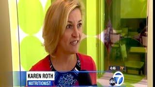 Greek Yogurt - Nutritionist Karen Roth News Interview