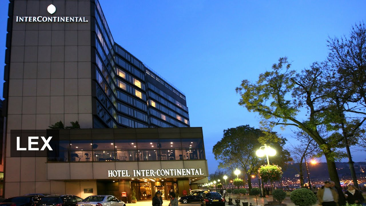 evualiating strategies of inter continental hotel