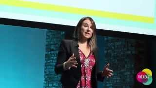 "Esther Perel - ""Erotic Intelligence"" at The Feast 2014"