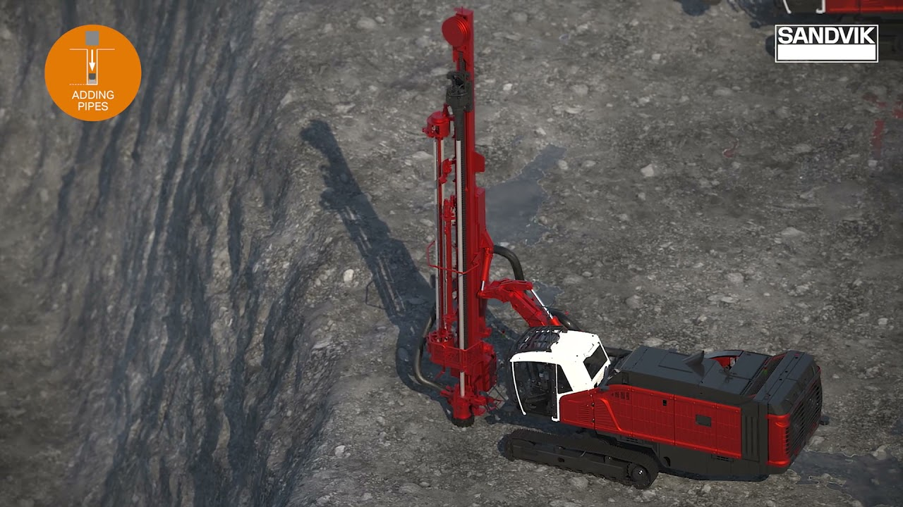 AutoMine® Surface Drilling - AutoCycle for Boom Drills