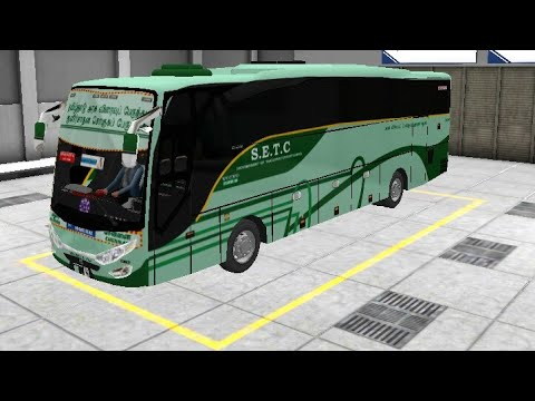 Full Download] Setc New Bus Bus Simulator Indonesia Livery