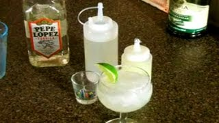 How To Make A Simple And Dirty Margarita - Easy Cooking!