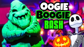 Top 10 Oogie Boogie Bash Must Do's Disneyland Halloween