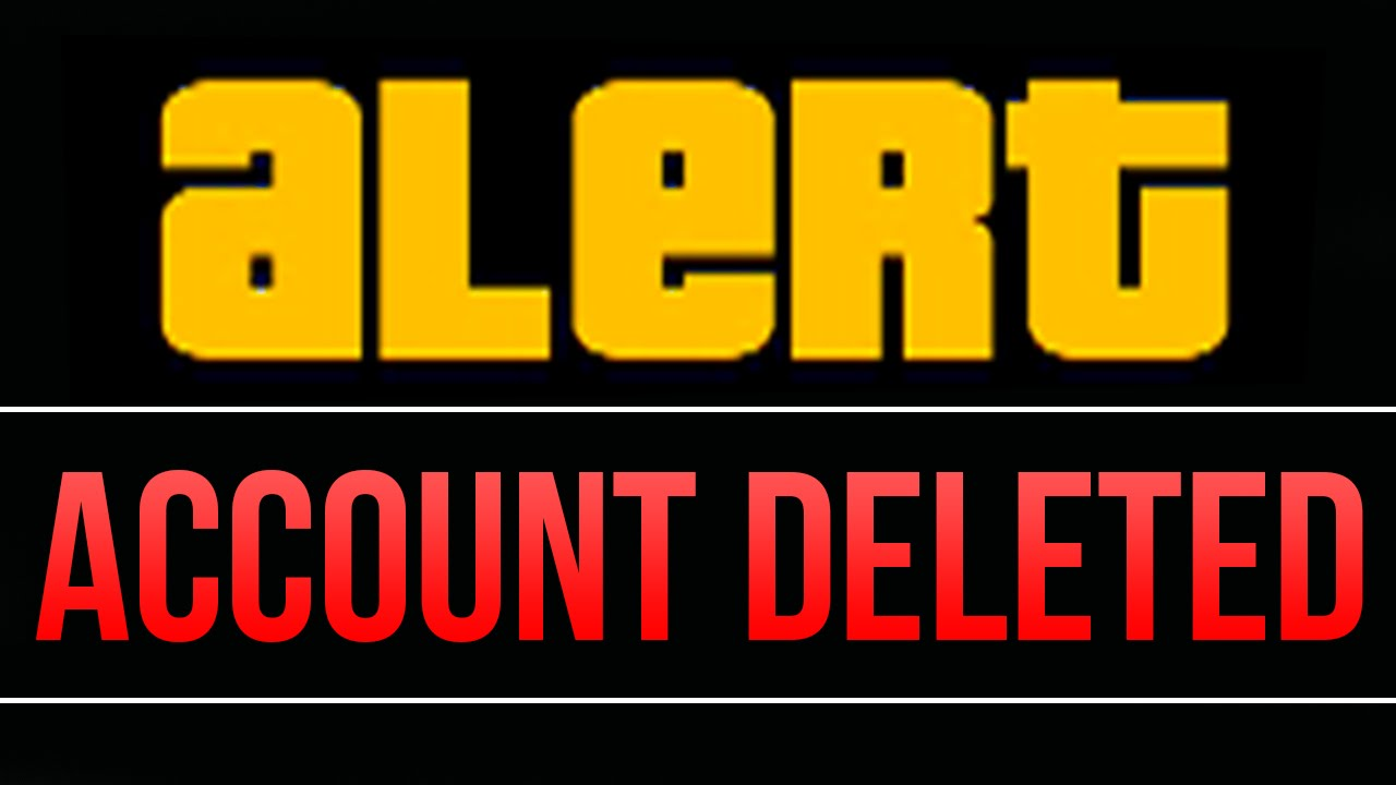 HAS YOUR ACCOUNT BEEN DELETED? (CRAZY GTA 5 Banwave from GTA Online)