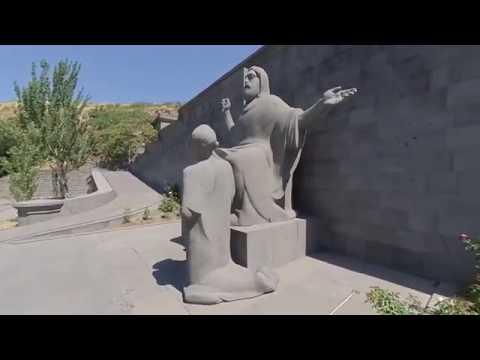 Армения Ереван Матенадаран VR180 3D