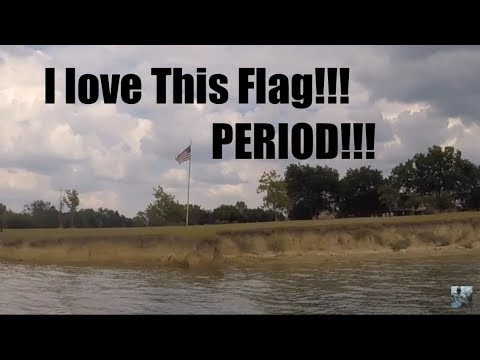 Fall Bass Fishing With Plastic Worms On Lake Ray Hubbard