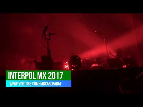 INTERPOL  PEPSI CENTER 2017 PARTE 3