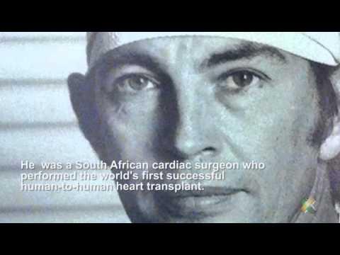 Dr Chris Barnard - Biography