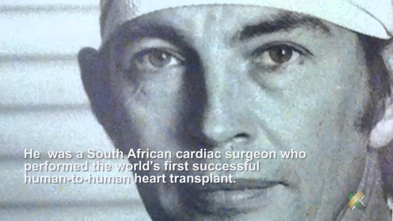 Dr Chris Barnard: 