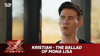 Kristian synger 'The Ballad Of Mona Lisa' - Panic! At The Disco (Bootcamp) | X Factor 2019 | TV 2