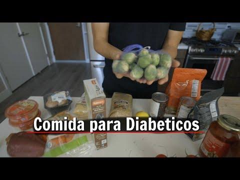 AZÚCAR en la sangre + TIPS para la Dieta + Comida para Diabeticos