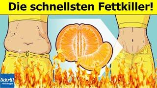 DIe besten 18 Lebensmittel zum Fett verbrennen für Frauen! | Abnehm Tricks