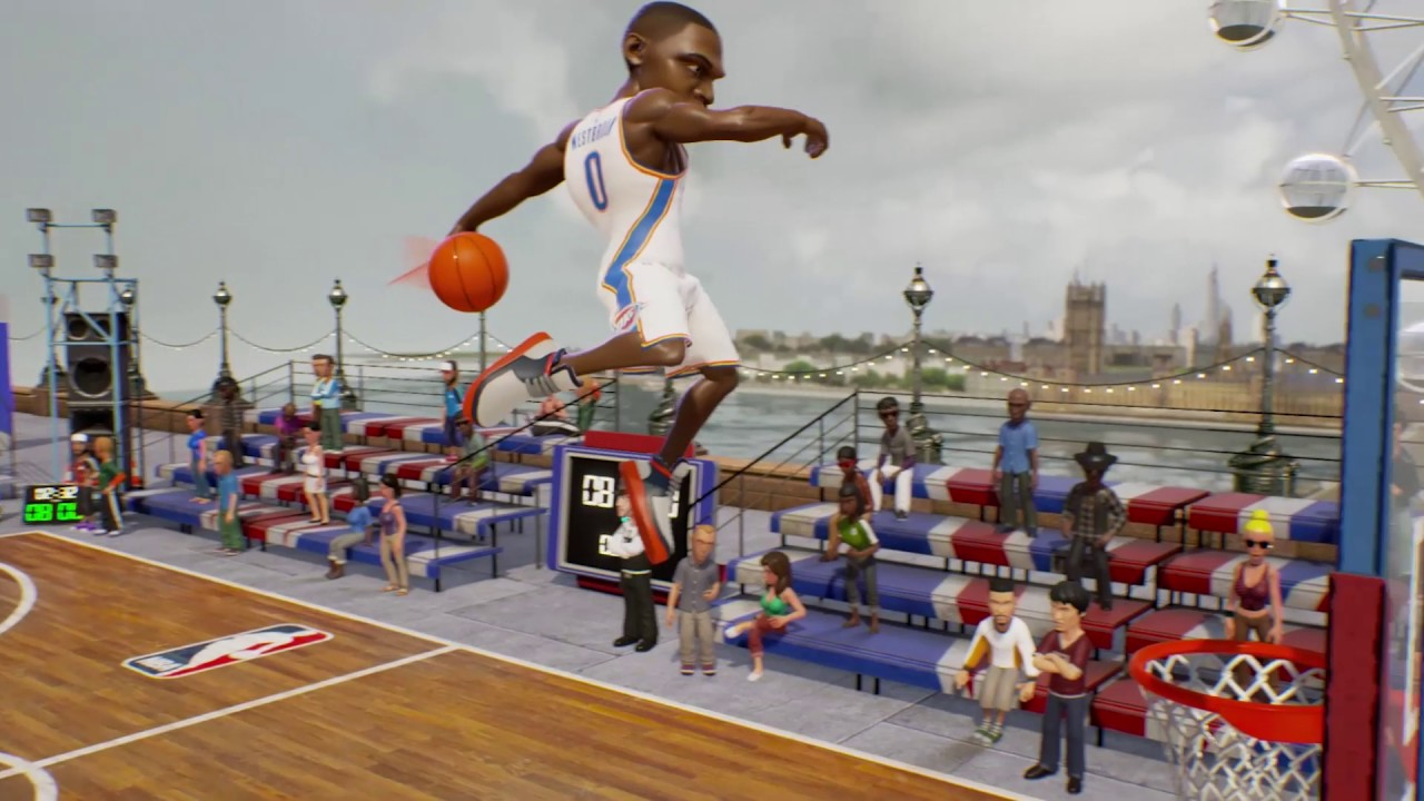 NBA Playgrounds PC Game Full Version