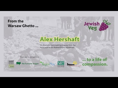Alex Hershaft in New York: From the Warsaw Ghetto to a Lifetime of Compassion