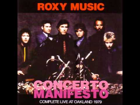 "Roxy Music - ""Ladytron"" (Audio Only - Live at Oakland 1979)"