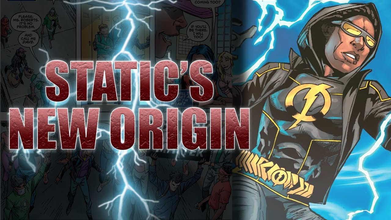 The Return of Milestone Media: Static's Brand New Origin