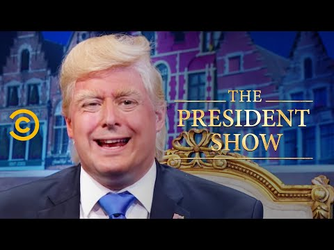 S.E. Cupp - The Media's Obsession with Non-Scandals - The President Show - Comedy Central