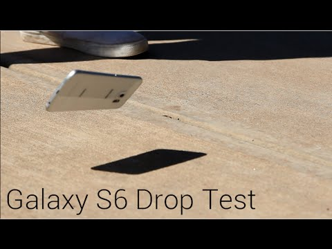 Galaxy S6 Drop Test: With Case And No Case